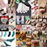 Lot Styles Women Ladies Ankle Socks Lace Cotton Socks Summer Socks Warm Socks