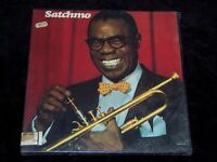 """LOUIS ARMSTRONG & """"SATCHMO...A MUSICAL AUTOBIOGRAPHY"""", NEW, SEALED 4 LP BY MCA!"""