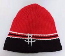 Houston Rockets NBA Winter Fitted Knit Beanie Hat Skully Cap NWT