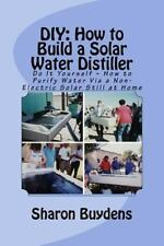DIY: How to Build a Solar Water Distiller : Do It Yourself Make a Solar Still...