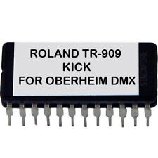 ROLAND TR909 KICK Sound Eprom For Oberheim DMX -