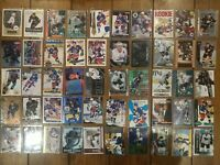 Theemu Selanne Awesome 50 Card Lot Inserts Rookies More All Different