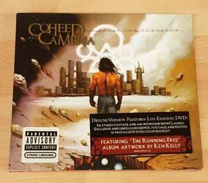 COHEED AND CAMBRIA 'NO WORLD FOR TOMORROW' - DIGIPAK CD ALBUM WITH BONUS DVD