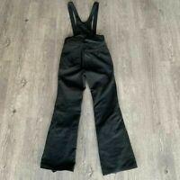 Edelweiss Bib Men's Size 32 x 32 Ski Wear Overalls Winter Snow Pants Snowsuits