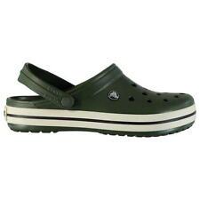 Sandalias Crocs Crocband-Verde Bosque – Hombre Talla 5 Mujer Talla 6-Bnwt