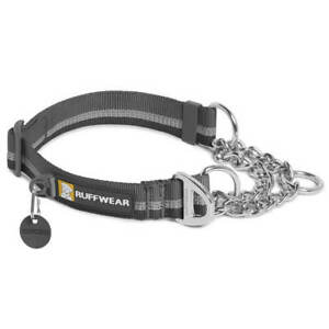 Ruffwear Chain Reaction Dog Puppy Collar Comfortable Strong Light Free UK P&P