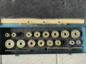 DMC Adaptor Tool Set MIL-C-81511, CM-S-815L
