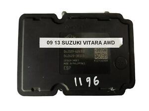 09-13 Suzuki Grand Vitara ABS Pump AntiLock Brake 06.2109-6269.3 06.2620-3037.1