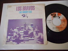 """Los BRAVOS like mobody else 7"""" French BARCLEY RARE"""