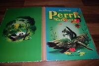 Walt Disney -- PERRIs/PERRI`s ABENTEUER // Bilderbuch von 1959