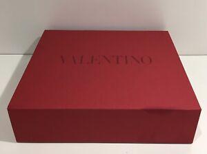 Valentino Garavani Authentic Couture Empty Magnetic Storage Gift Box 15.75 x 14