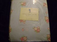 NEW Pottery Barn COTTAGE FLORAL 3 pc Twin SHEET SET