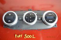 PLANCIA COMANDI CENTRALINA CLIMA FIAT 500 L 735579710