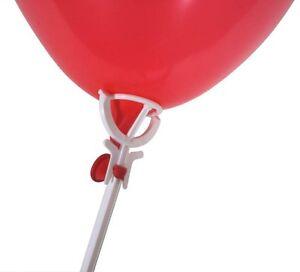 Balloon sticks x 10