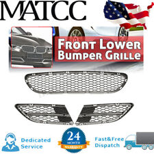 Set Front Lower Bumper Grille Grill For BMW 3 Series E90 E91 325i 328i 335i