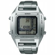 WIRED Watch WIRED SOLIDITY AGAM 401 Men's from JAPAN :687