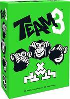 Cervello Giochi TEAM3 Verde Gioco da Tavolo (BGP5557)