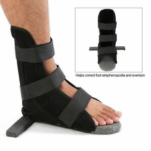 Leg Fixation Protector Ankle Strap Support Foot Orthosis Plantar Splint Brace