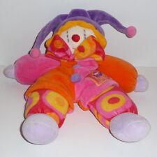 Doudou Clown Gino Moulin Roty
