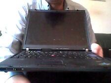 IBM T60 Notebook mit Windows 10, funktionsfähig und guter Zustand