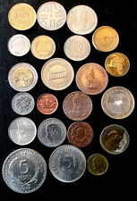 monedas de Colombia  -  bulk mixed coins of Colombia