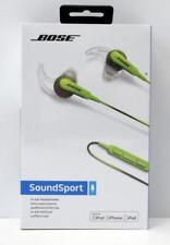 Bose SoundSport Apple Kopfhörer In-Ear, grün