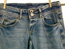 Banana Republic Denim Jeans Womens Size 4 Low Rise Distressed