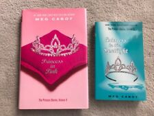 Meg Cabot Princess Diaries Lot of 2 Books: Volumes II and V Pink, Spotlight