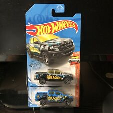 Hot Wheels | 2019 GameStop SILVER & Reg BLUE - '19 Ford Ranger Raptor 185/250