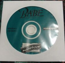 Babe: A Little Pig Goes a Long Way - Interactive Moviebook CD Rom (Windows) 1995