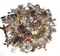 100g Metallperlen für Halskette Charm Mischung Anhänger Mix Verbinder BEST M66