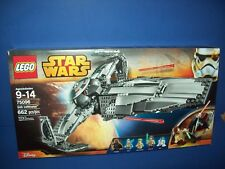 LEGO  75096 Star Wars Sith Infiltrator 662 pices new sealed retired