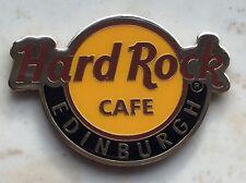 Hard Rock Café Logo Magnet Edinburgh Scotland Classic Logo Magnet
