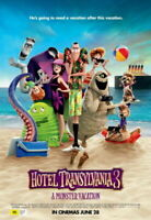 281600 Hotel Transylvania 3 Animation Comedy Family 2018 USA Movie POSTER PRINT