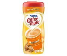 NEW NESTLE COFFEEMATE HAZELNUT COFFEE CREAMER 15 OZ FREE WORLDWIDE SHIPPING
