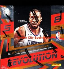 2019/20 Panini Revolution Basketball Factory Sealed Hobby Box