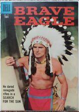 FOUR COLOR #816 BRAVE EAGLE VF 8.0 DELL 1957