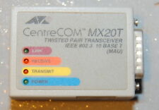 CentreCOM MX20T Twisted Pair Transceiver Allied Telesis MX20T