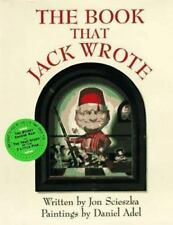 The Book that Jack Wrote by Jon Scieszka (1994, Hardcover)