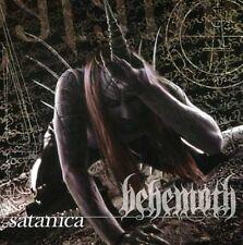 Behemoth - Satanica [New CD] Explicit