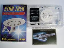 Star Trek Starfleet Collection #01 U.S.S. ENTERPRISE NCC-1701, F-toys