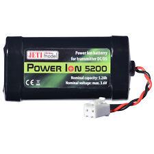 DUPLEX 2.4EX Senderakku Power Ion 5200 für Sender DC   DS JETImodel 80001561 820
