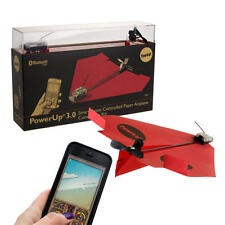 NEW IN BOX PowerUp 3.0 Smartphone Controlled Paper Airplane Conversion Kit