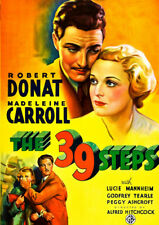 The 39 Steps [New DVD]