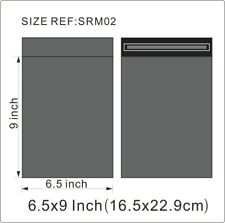 STRONG GREY MAILING POST BAGS POSTAGE POLY MAIL SELF SEAL POSTAL BAG 6.5 x 9