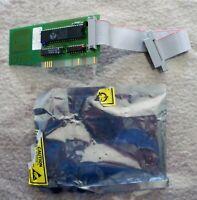 LEGO TC Logo - Super Rare DACTA - APPLE IIe & IIgs - Interface Card & Cable 9767