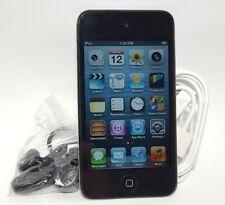Apple iPod Touch 4th Gen 32GB WiFi Bluetooth A1367 EMC 2407 MC544LL//A Bundle
