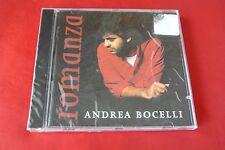 Andrea Bocelli Romanza 1996 Import Canada CD SEALED NEW