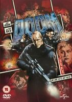 Doom (DVD, 2013) Horror The Rock NEW SEALED PAL Region 2