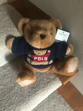 Polo Ralph Lauren Bear that Cares with Tag